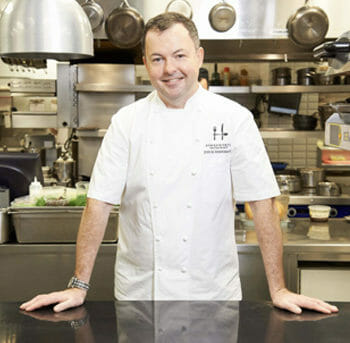 video :: Chef David Hawksworth